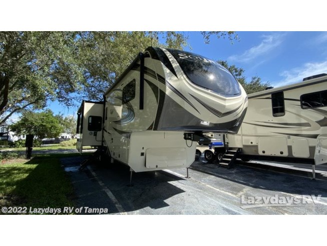 New 2021 Grand Design Solitude 345GK-R available in Seffner, Florida