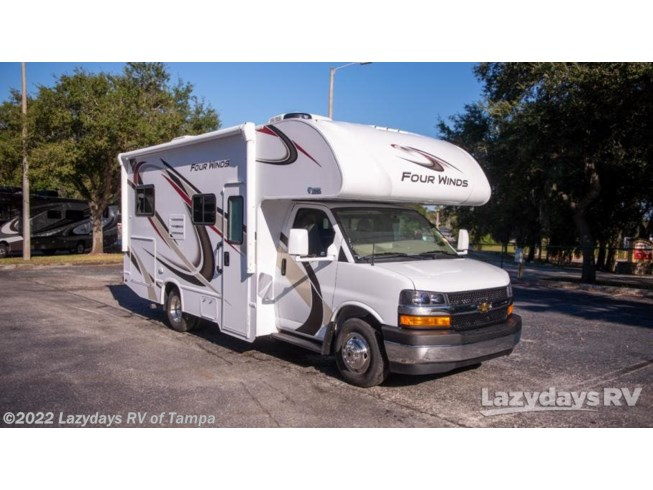 New 2021 Thor Motor Coach Four Winds 22E available in Seffner, Florida