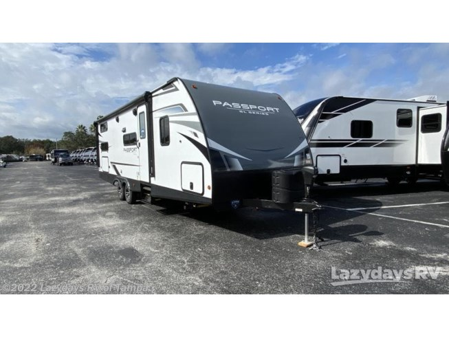 New 2021 Keystone Passport 268BH SL Series available in Seffner, Florida