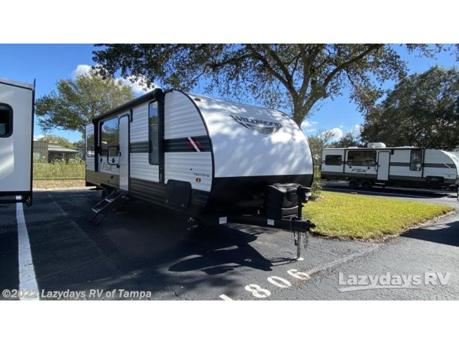 New 2021 Forest River Wildwood FSX 260RT available in Seffner, Florida