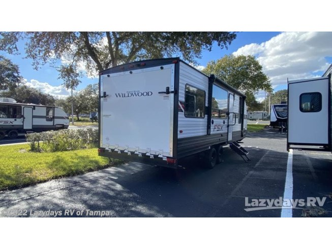 2021 Forest River Wildwood FSX 260RT - New Travel Trailer For Sale by Lazydays RV of Tampa in Seffner, Florida