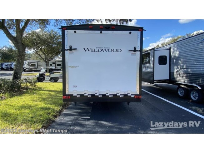 2021 Wildwood FSX 260RT by Forest River from Lazydays RV of Tampa in Seffner, Florida