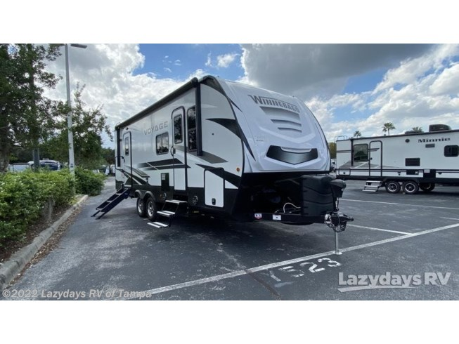 New 2021 Winnebago Voyage 2427RB available in Seffner, Florida