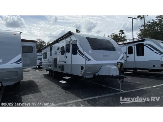 New 2021 Lance 2465 available in Seffner, Florida