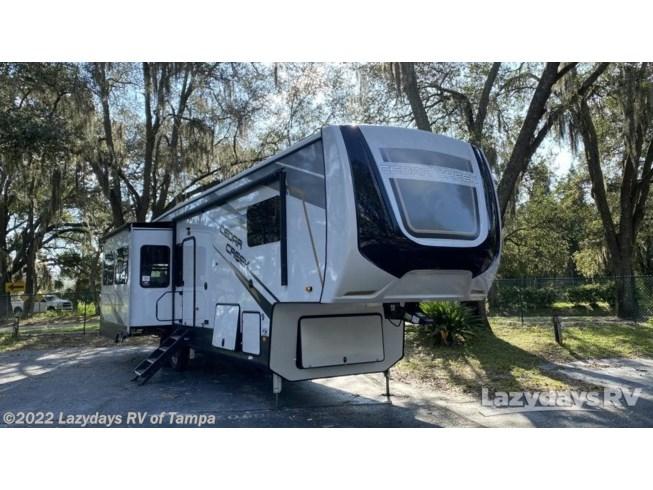 New 2021 Forest River Cedar Creek 360RL available in Seffner, Florida