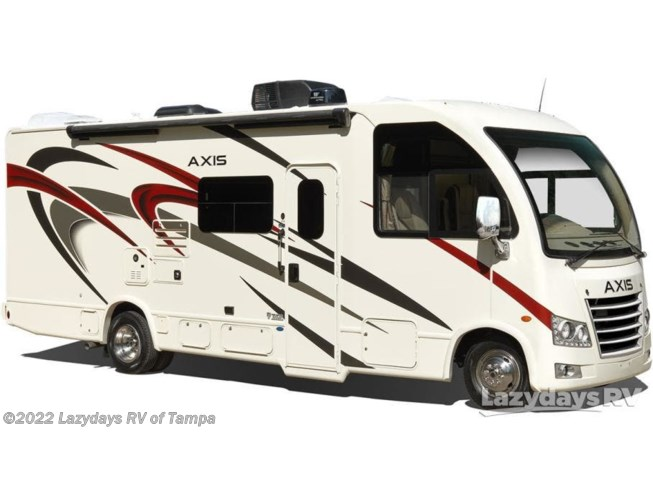 New 2021 Thor Motor Coach Axis 24.1 available in Seffner, Florida