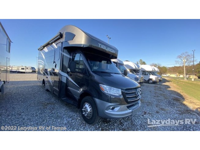 New 2021 Thor Motor Coach Tiburon Sprinter 24FB available in Seffner, Florida