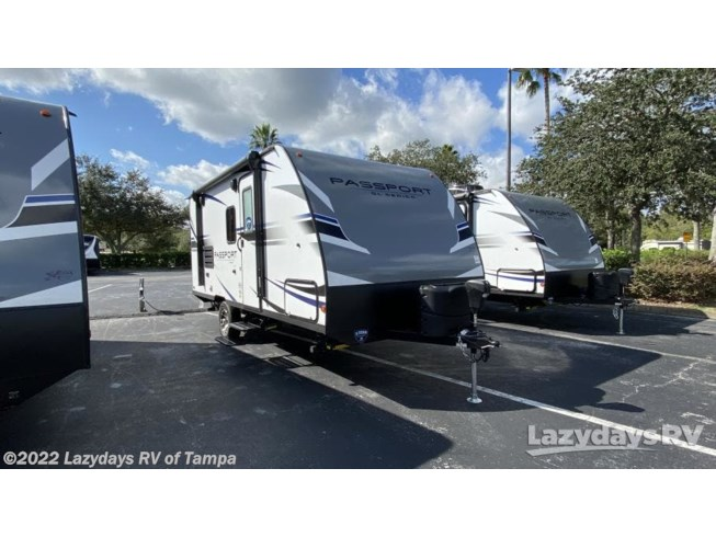 New 2021 Keystone Passport 2401BH GT Series available in Seffner, Florida
