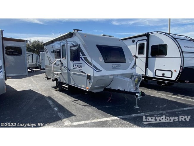 New 2021 Lance 1575 available in Seffner, Florida