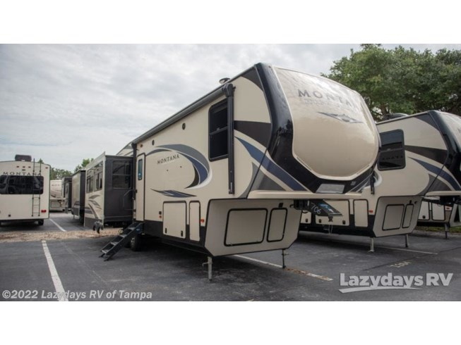 Used 2019 Keystone Montana High Country 331RL available in Seffner, Florida