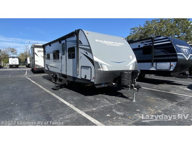 New 2021 Keystone Passport 229RK SL Series available in Seffner, Florida