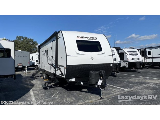 New 2021 Forest River Surveyor Legend 296QBLE available in Seffner, Florida