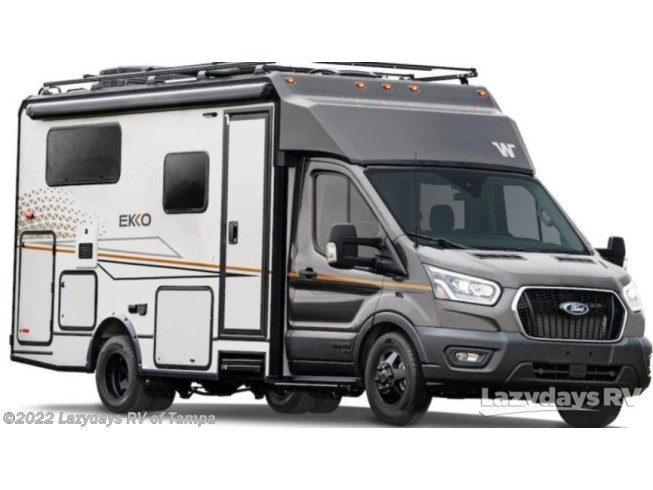New 2021 Winnebago Ekko 24C available in Seffner, Florida
