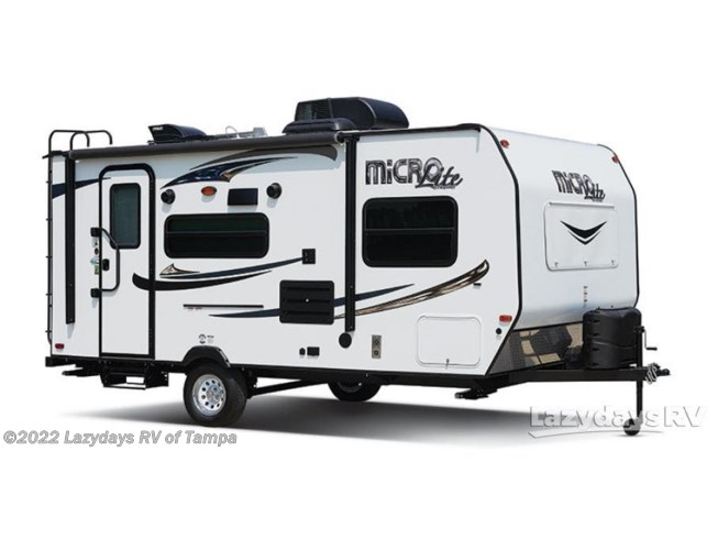 Used 2017 Forest River Flagstaff Micro Lite 19FD available in Seffner, Florida