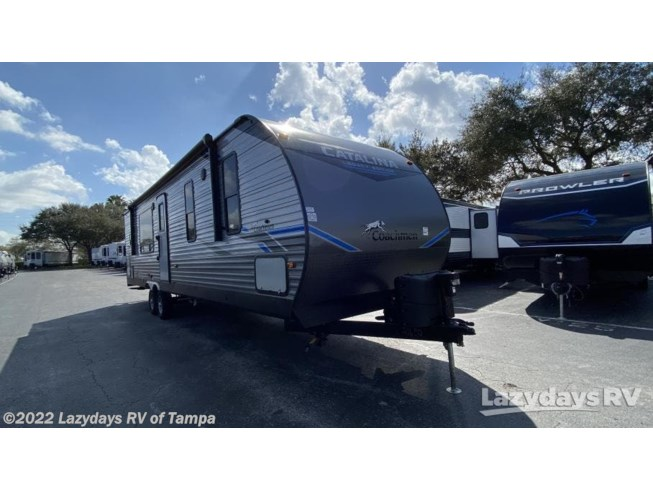 New 2021 Coachmen Catalina Legacy 303RKDS available in Seffner, Florida