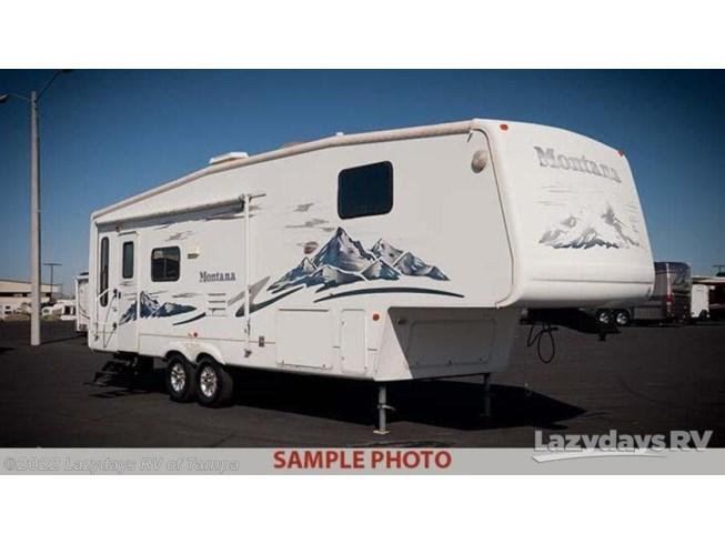 Used 2006 Keystone Montana 3475RL available in Seffner, Florida