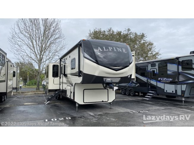 Used 2020 Keystone Alpine 3850RD available in Seffner, Florida