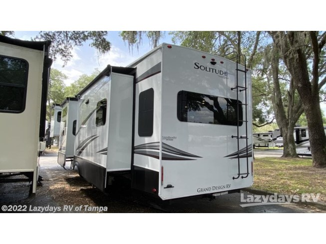2021 Solitude 378MBS R by Grand Design from Lazydays RV of Tampa in Seffner, Florida