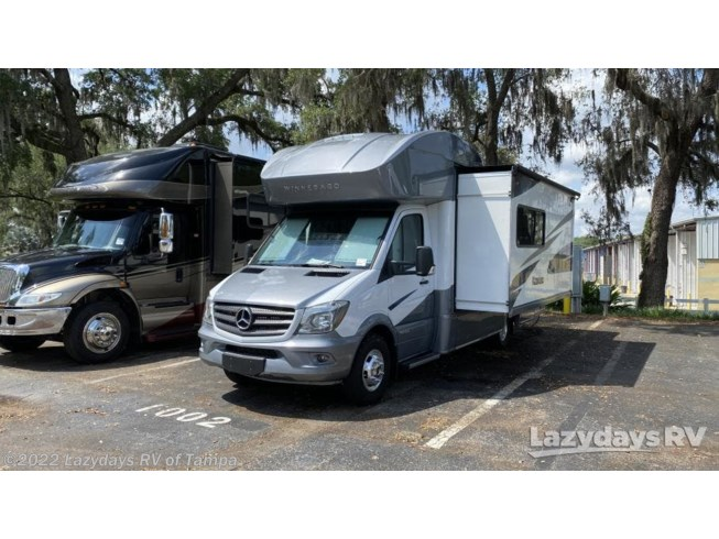 2019 Winnebago Navion 24D - Used Class C For Sale by Lazydays RV of Tampa in Seffner, Florida