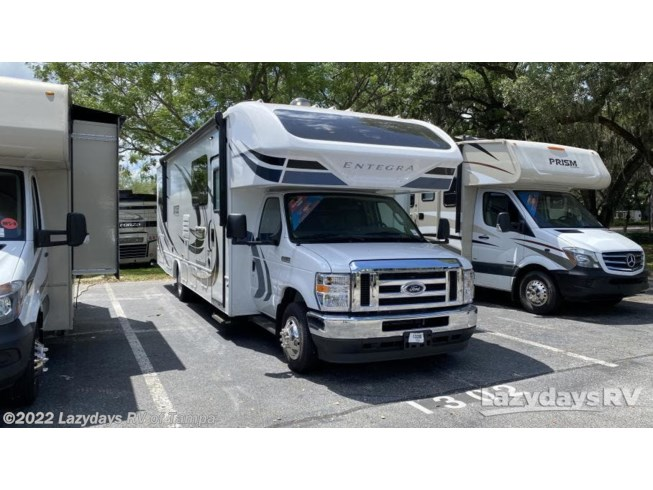 Used 2021 Entegra Coach Odyssey 31F available in Seffner, Florida