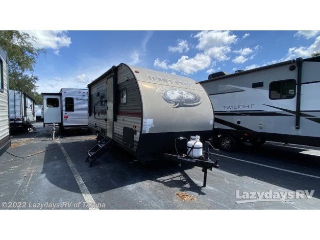 Used 2018 Forest River Cherokee Wolf Pup 18TO available in Seffner, Florida