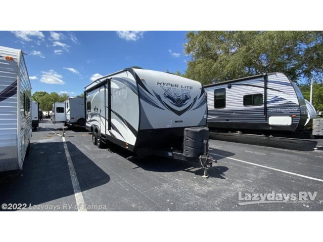 Used 2017 Forest River XLR Hyper Lite 18HFS available in Seffner, Florida