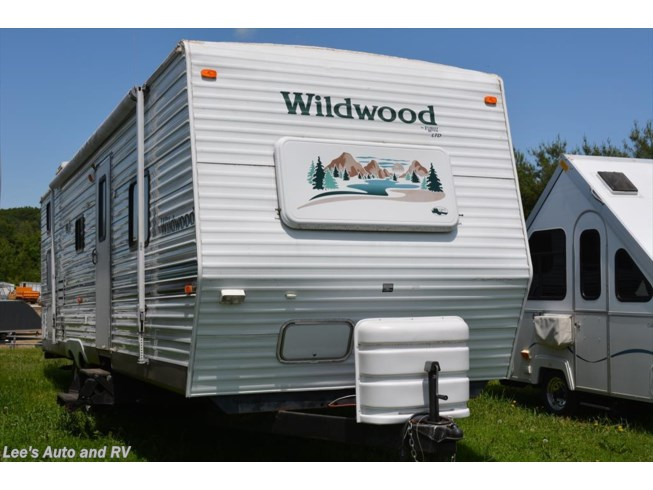 2001 Forest River Rv Wildwood 30bhs For Sale In Ellington