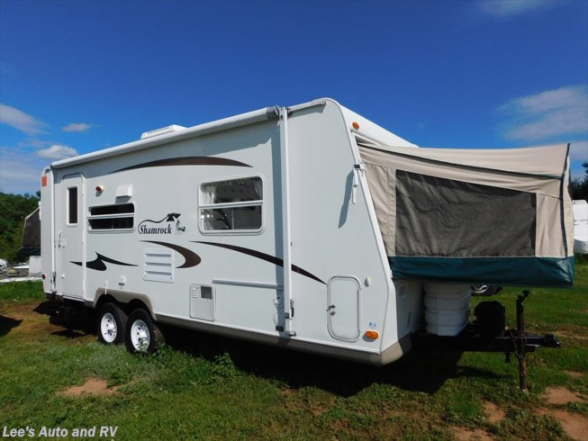 2006 Forest River Rv Flagstaff Shamrock 232 For Sale In