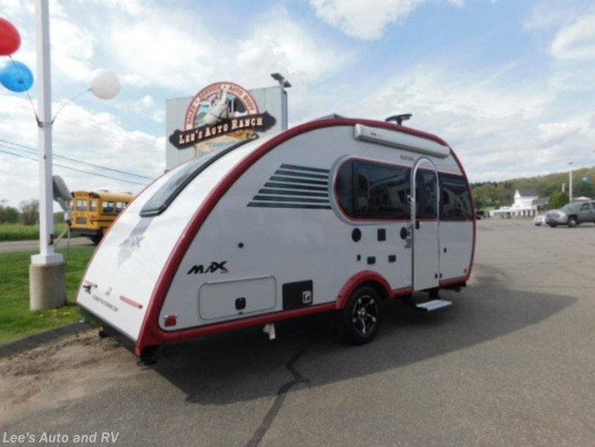 2019 Little Guy Max Base - New Travel Trailer For Sale by Lee's Auto and RV Ranch in Ellington, Connecticut
