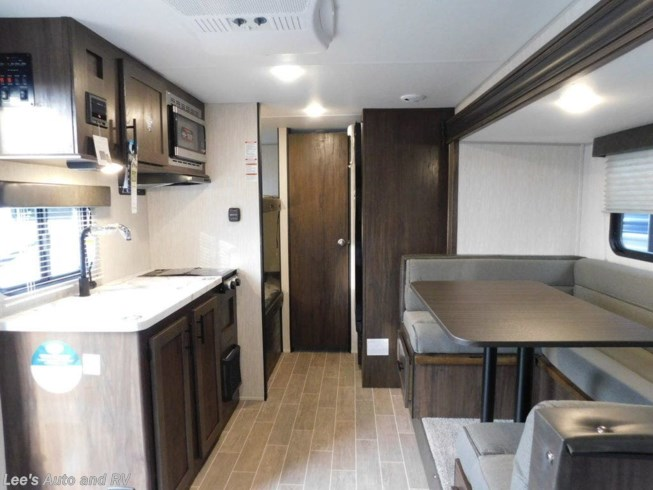 2020 Forest River Cherokee 17JG - New Travel Trailer For Sale by Lee's Auto and RV Ranch in Ellington, Connecticut