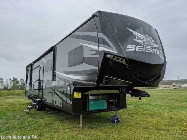 Used 2019 Jayco Seismic 4113 available in Ellington, Connecticut