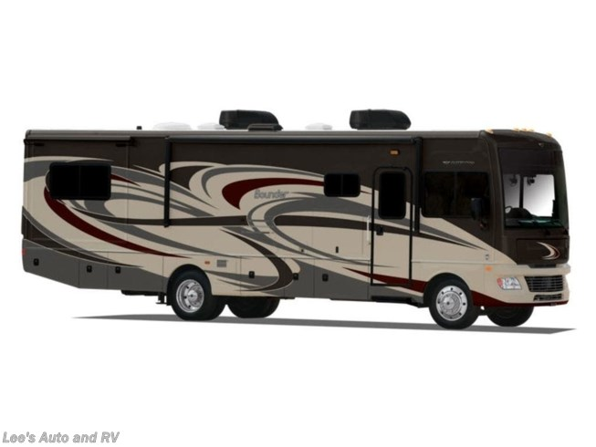 Used 2014 Fleetwood Bounder 35K available in Ellington, Connecticut