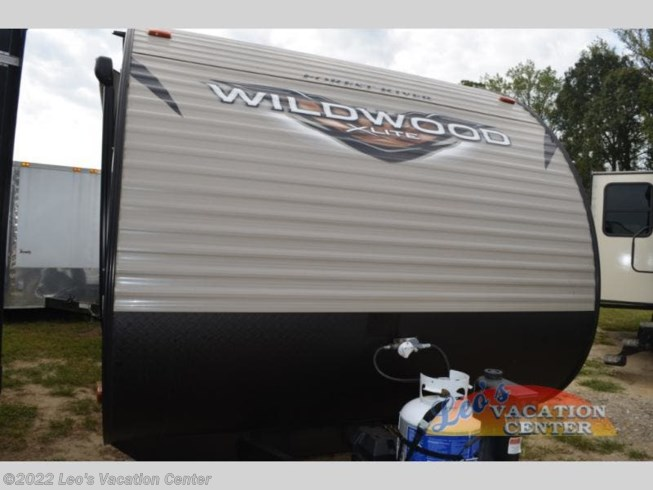 Used 2018 Forest River Wildwood FSX 200RK available in Gambrills, Maryland