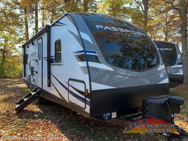 2020 Passport 2521RL GT Series by Keystone from Leo's Vacation Center in Gambrills, Maryland