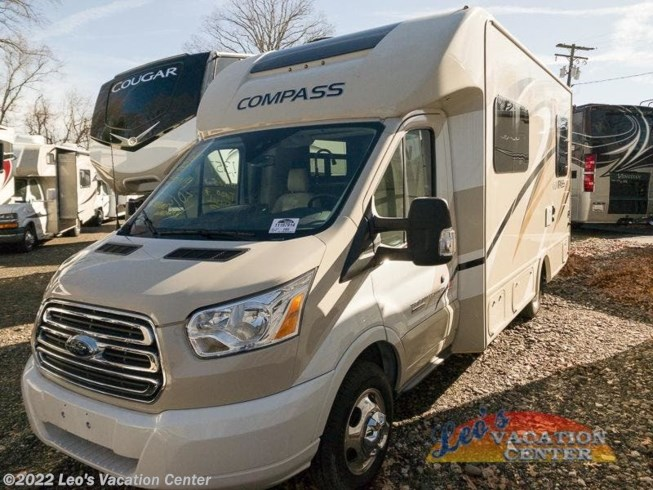 Used 2019 Thor Motor Coach Compass 23TR available in Gambrills, Maryland