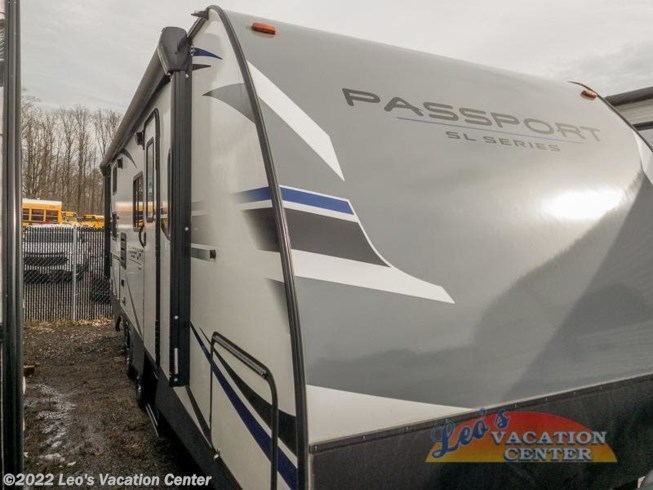 2020 Passport 240BH SL Series by Keystone from Leo's Vacation Center in Gambrills, Maryland