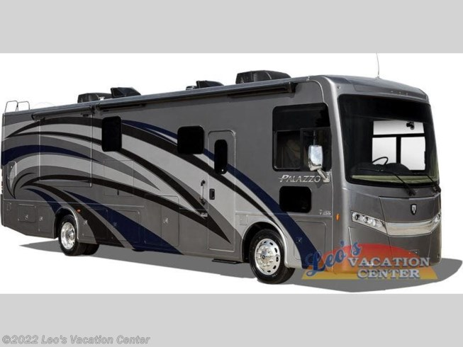 2020 Thor Motor Coach Palazzo 37.4 - New Class A For Sale by Leo's Vacation Center in Gambrills, Maryland features Slideout