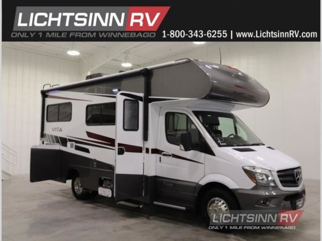New 2020 Winnebago Vita 24F available in Forest City, Iowa