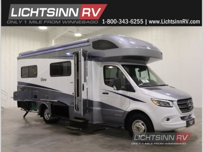 New 2021 Winnebago View 24J available in Forest City, Iowa