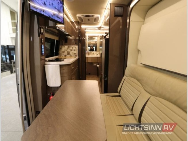 2018 Winnebago Era 70M - Used Class B For Sale by Lichtsinn RV in Forest City, Iowa features Slideout