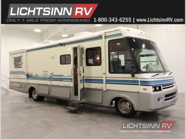 Used 1995 Itasca Suncruiser 34RQ available in Forest City, Iowa