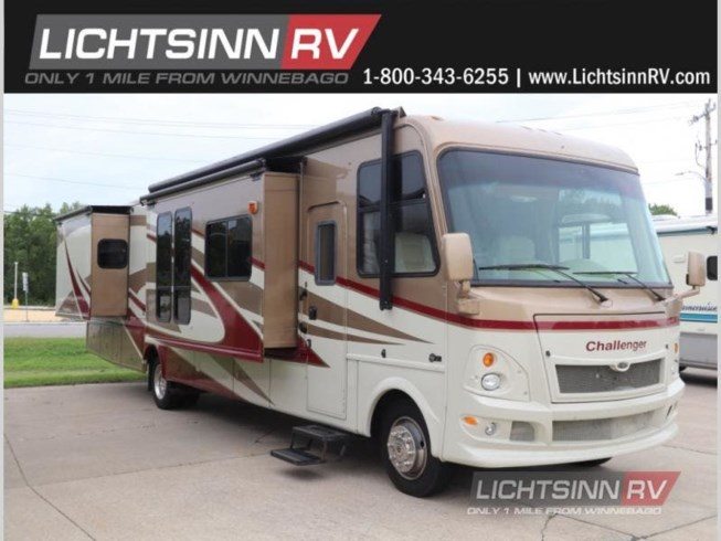 Used 2009 Damon Challenger Platinum Edition 378 available in Forest City, Iowa