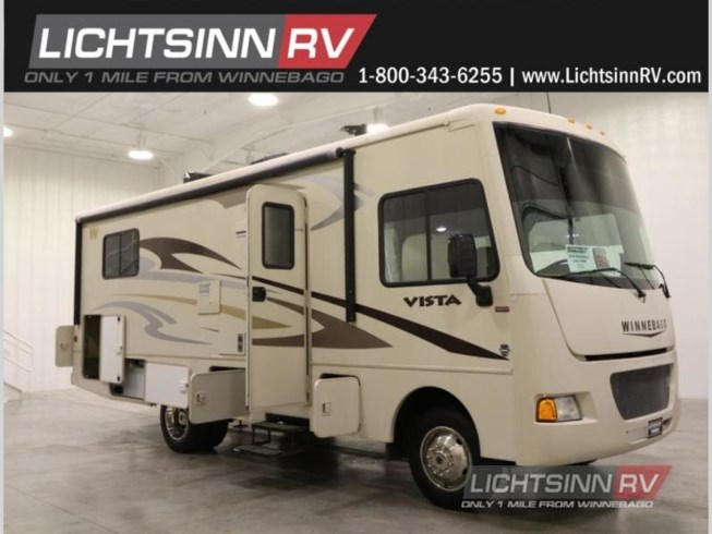 Used 2015 Winnebago Vista 26HE available in Forest City, Iowa