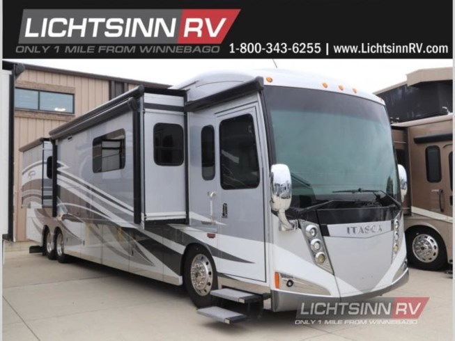 Used 2015 Itasca Ellipse 42QD available in Forest City, Iowa
