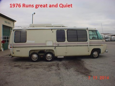 Used 1976 GMC Eleganza For Sale by Louisville RV Center available in Louisville, Kentucky