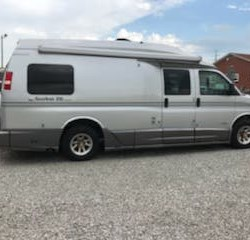Used 2006 Roadtrek 210-Popular For Sale by Louisville RV Center available in Louisville, Kentucky