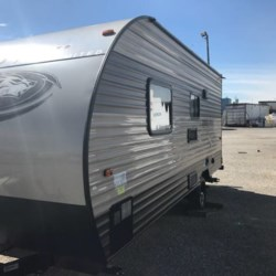 Louisville RV Center 2017 Wolf Pup 16FQ  Travel Trailer by Forest River | Louisville, Kentucky