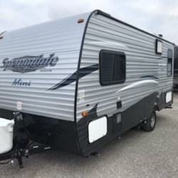 Louisville RV Center 2018 Springdale Summerland Mini 1750RD  Travel Trailer by Keystone | Louisville, Kentucky