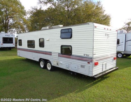 1364 1993 Fleetwood Terry 29 S Bunkbeds For Sale In