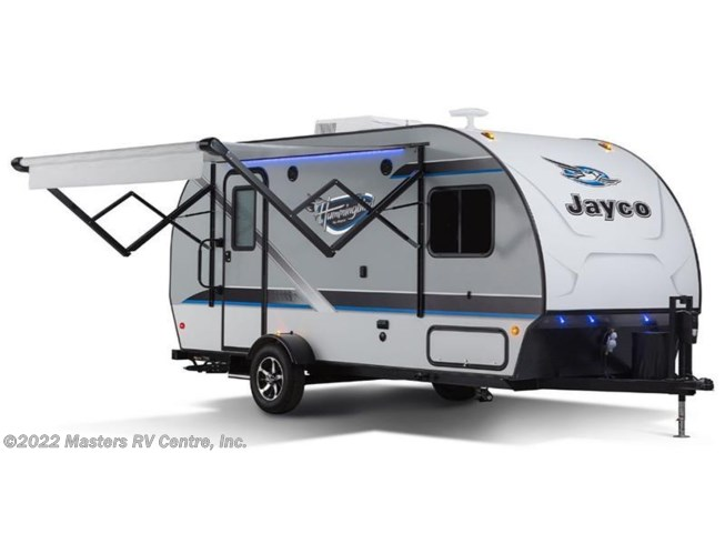 Stock Image for 2017 Jayco Hummingbird 17RB (options and colors may vary)